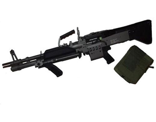 A&K M60 MK43 MOD 0 Navy Seals | Actionhobbies co uk