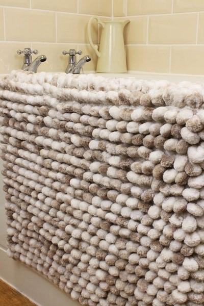 Changingbedrooms Com Pebbles Natural Beige Reversible