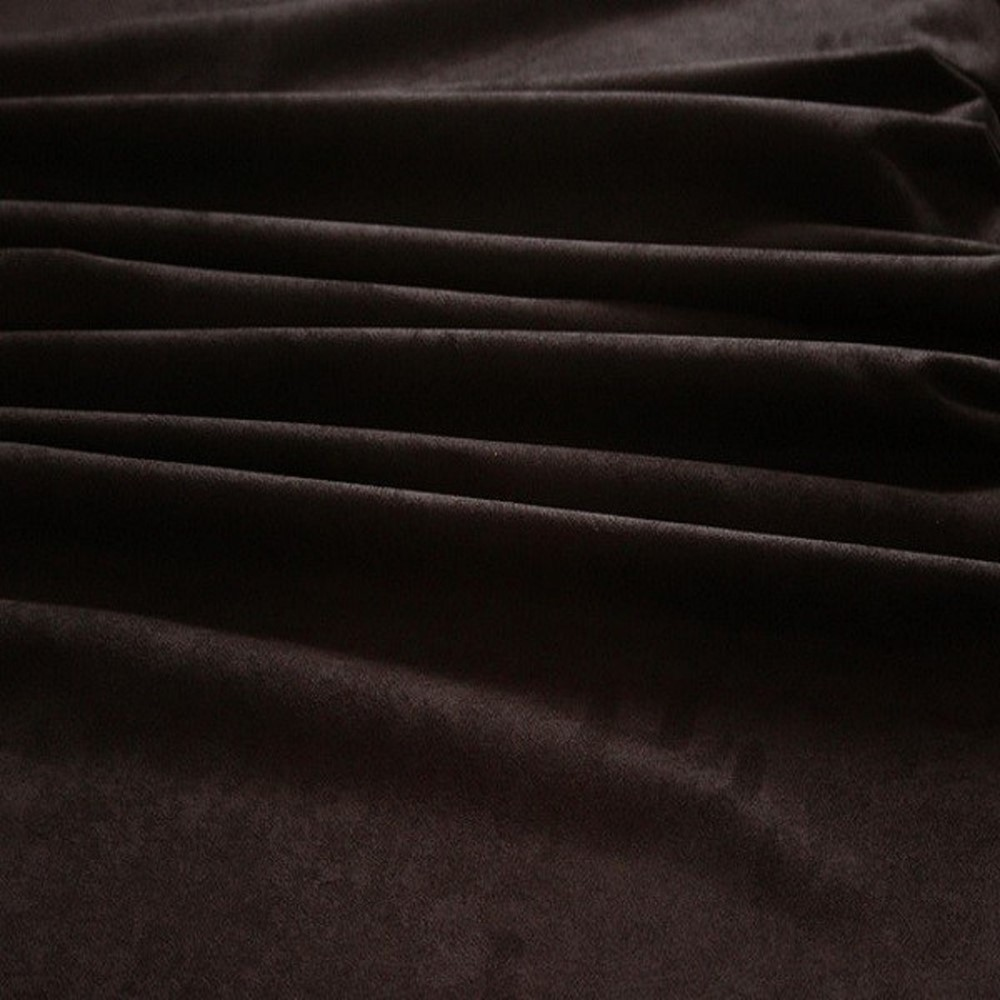 New Grey Luxury Alcantara Faux Suede Fabric Material 225g