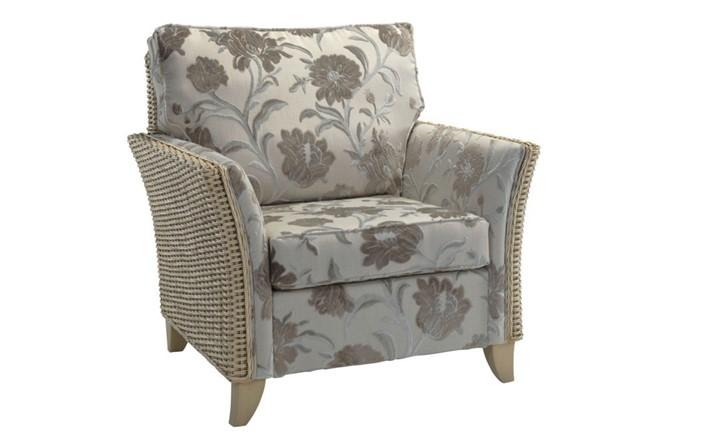 Arlington Armchair - Cane Furniture by Desser