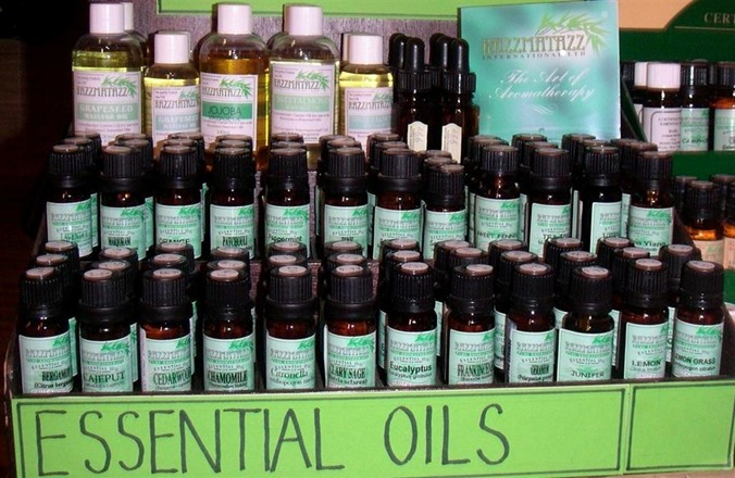 Aromatherapy Essential Oils 10ml  - Basil