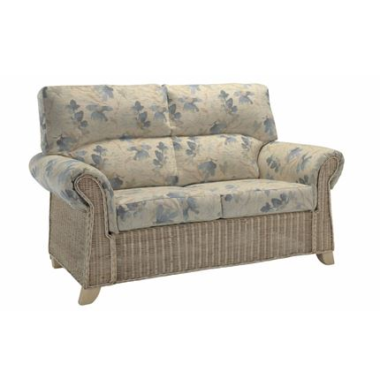 Clifton 2 seater sofa - Cane Furniture by Desser