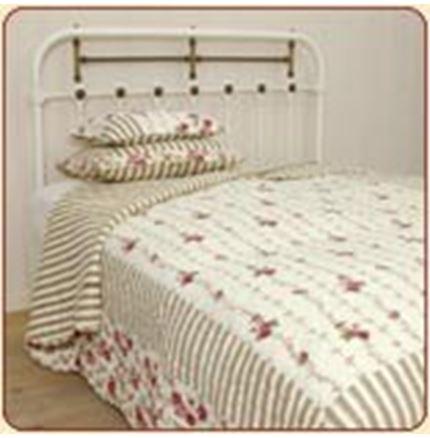 Floral pattern Quilt - Double