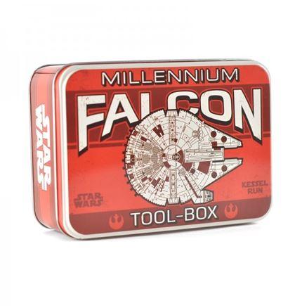 Gadget Tin - Star Wars - Millennium Falcon