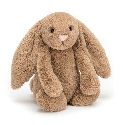 Jellycat soft toy - Bashful Biscuit Bunny - Medium