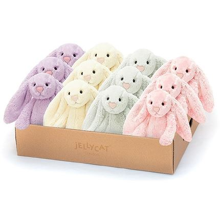 Jellycat soft toy - Bashful assorted Bunny - Small