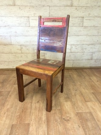 Little Tree Reclaimed Furniture - Mary Rose Upcycled Dining Chair
