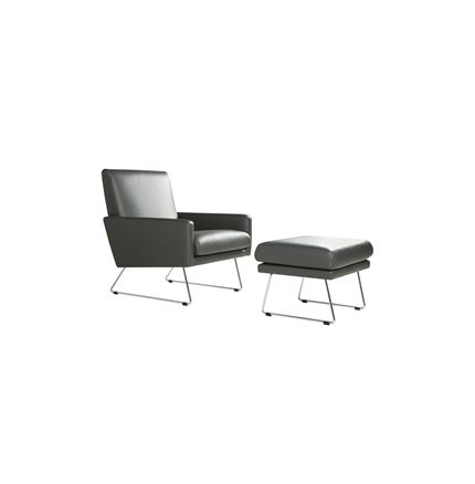 Max Armchair without Button Back by Sits