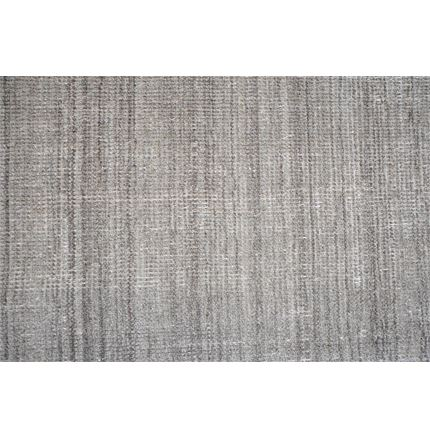 Medanos Natural Grey wool rug - 160 x 230cm