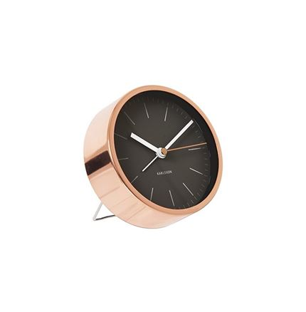 Minimal Clock - Black
