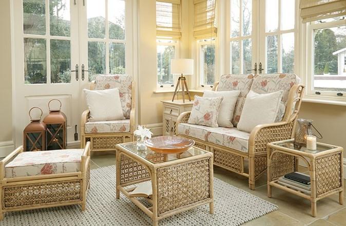 Ottawa - Cane Furniture by Pacific Lifestyle (Habasco)