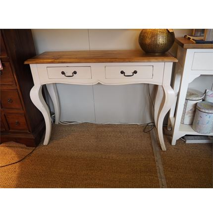 Provence Medium 2 Drawer Console Table