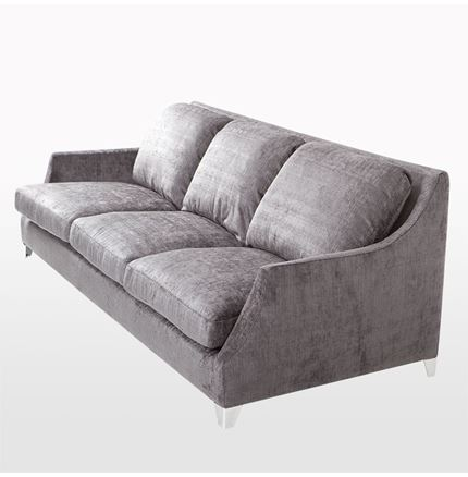 Rose 4 seater Sofa by Sits - splits into 2 parts - Standard Comfort