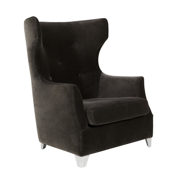 Rose High Back Armchair by Sits - Lux Comfort