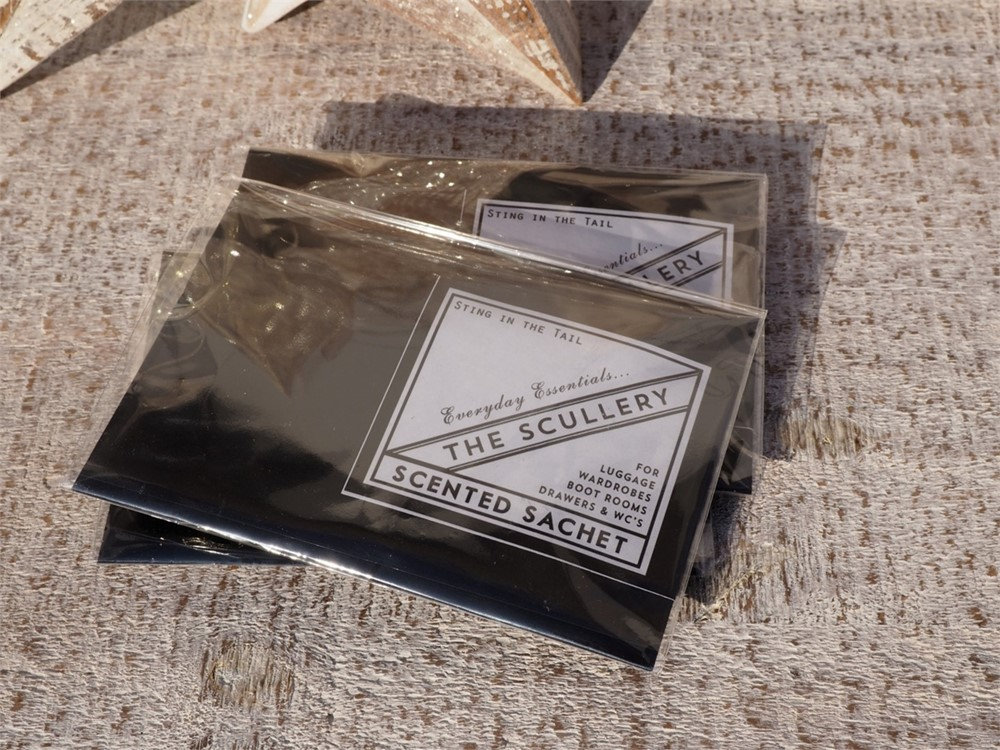 Scented Sachet - Scullery range
