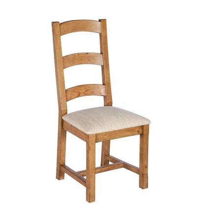 Upholstered dining chair - Cranfield Dining Furniture