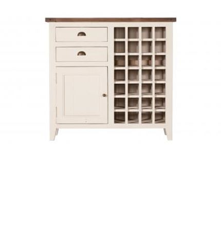 Wine Rack sideboard - Cotswold Dining Furniture