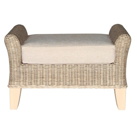 Wyndham Footstool by Pacific Lifestyle