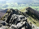 Knee Injury on Blencathra