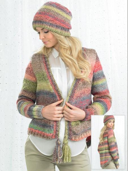 James C Brett Marble Chunky Pattern Jb245 Wool4less