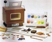 Jewellers Tools Enamelling  Starter Kit (click for larger image)